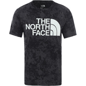 The North Face Reaxion Easy T-shirt Homme, asphalt grey grunge print